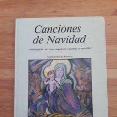 Libros de segunda mano: CANCIONES DE NAVIDAD - POPULARS Y POEMAS - ILUSTRA BARRADAS - ED JUVENTUD. Lote 191888043