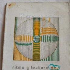 Libros de segunda mano: RITMO Y LECTURA 2, ENCARNACIÓN LÓPEZ DE ARENOSA. Lote 210531935