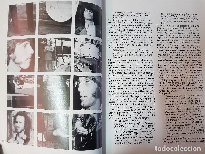 Libros de segunda mano: THE STORY OF THE DOORS - Omnibus Press - AÑO 1996 - EN INGLÉS (ILUST) - Foto 4 - 122644575
