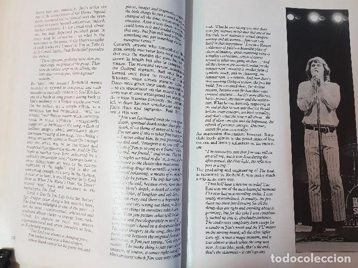 Libros de segunda mano: THE STORY OF THE DOORS - Omnibus Press - AÑO 1996 - EN INGLÉS (ILUST) - Foto 5 - 122644575