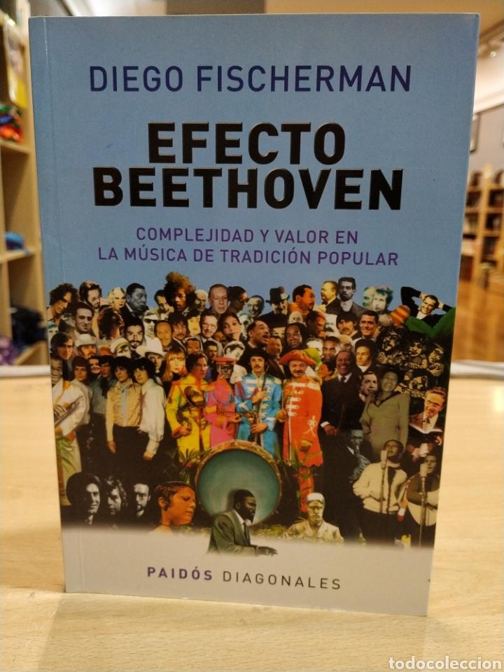 EFECTO BEETHOVEN. DIEGO FISCHERMAN (Libros de Segunda Mano - Bellas artes, ocio y coleccionismo - Música)