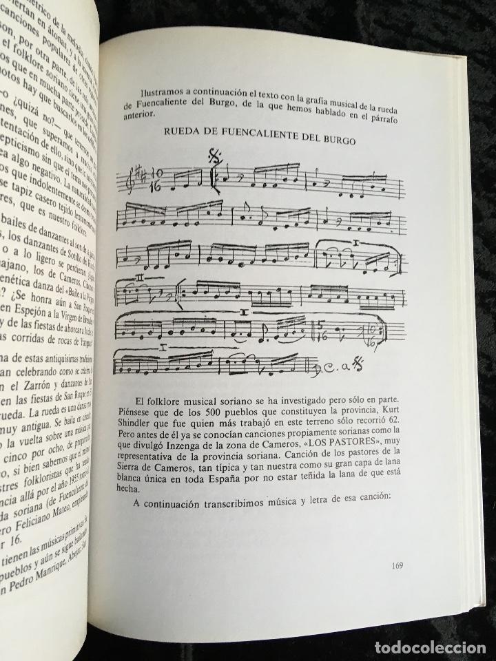 Libros de segunda mano: LA MÚSICA EN SORIA - FRANCISCA GARCÍA REDONDO - 1983 - fotografías - partituras - Foto 5 - 194072871