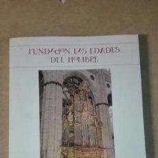 Libros de segunda mano: LA MÚSICA EN LA IGLESIA DE CASTILLA Y LEÓN EDADES DEL HOMBRE XIII. Lote 194281401