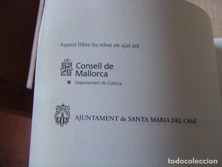 Libros de segunda mano: OBRES COMPLETES. MÚSICA ORIGINAL. PERE JOSEP MATAS I BOVER (1934-1998). SA POBLA, MALLORCA 2007 - Foto 4 - 194650948