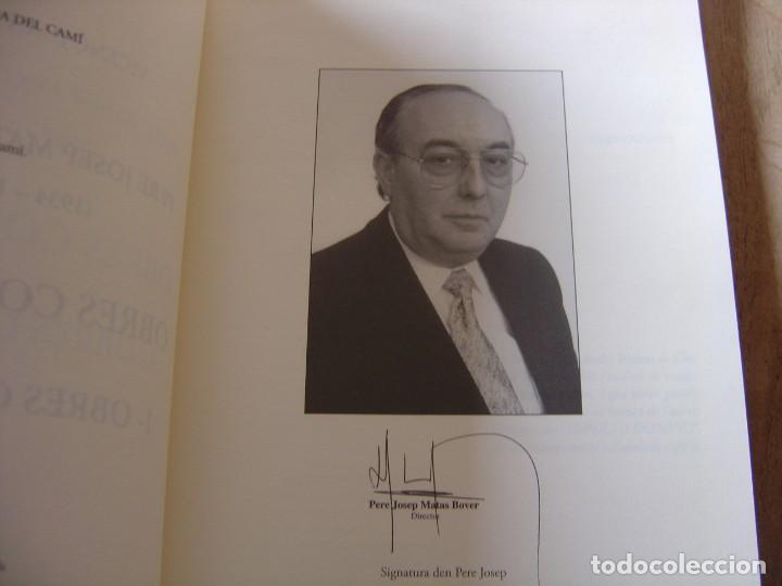 Libros de segunda mano: OBRES COMPLETES. MÚSICA ORIGINAL. PERE JOSEP MATAS I BOVER (1934-1998). SA POBLA, MALLORCA 2007 - Foto 6 - 194650948