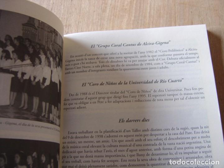 Libros de segunda mano: OBRES COMPLETES. MÚSICA ORIGINAL. PERE JOSEP MATAS I BOVER (1934-1998). SA POBLA, MALLORCA 2007 - Foto 11 - 194650948
