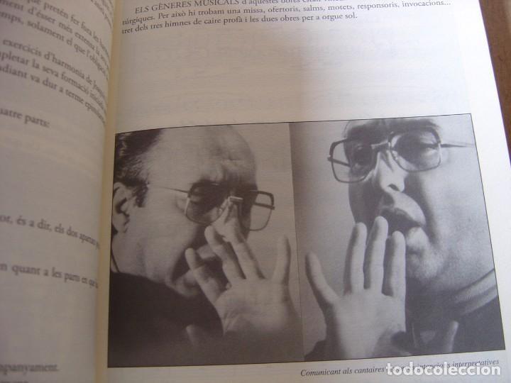 Libros de segunda mano: OBRES COMPLETES. MÚSICA ORIGINAL. PERE JOSEP MATAS I BOVER (1934-1998). SA POBLA, MALLORCA 2007 - Foto 12 - 194650948