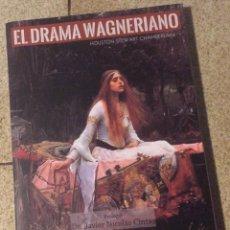 Libros de segunda mano: EL DRAMA WAGNERIANO. HOUSTON STEWART CHAMBERLAIN. COLECCION APOLO 2015. Lote 195091452