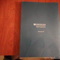 Libros de segunda mano: MAGNÍFICO TOMO ORQUESTA SIMFONICA DE BALEARS CIUTAT DE PALMA MEMORIA 08 UN LUXE!!! . Lote 195589990