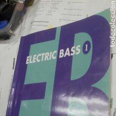 Livros em segunda mão: ELECTRIC BASS 1. YAMAHA. Lote 195746041