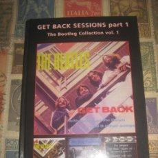 Libros de segunda mano: THE BEATLES GET BACK SESSIONS PART 1 THE BOOTLEG VOL 1 EDICION LIMITADA 5000 NUEVO. Lote 196501496
