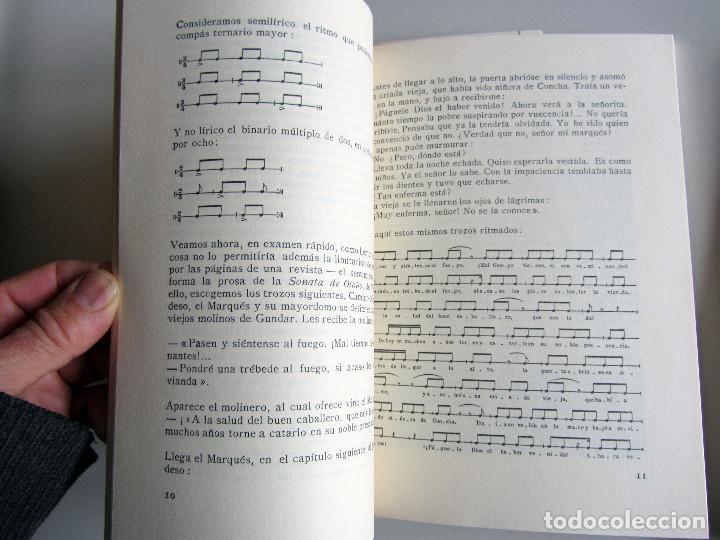 Libros de segunda mano: Revista MUSICA (Facsimil) Residencia de estudiantes. 5 numeros con estuche. 1938 - Foto 10 - 196641127