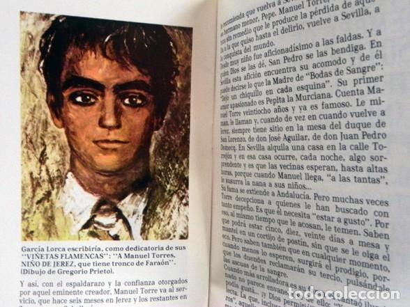 Libros de segunda mano: FASCÍCULOS ANTOLOGÍA DEL CANTE FLAMENCO RETABLO 1 2 3 4 - NO VENDO LIBRO - SABICAS PACO DE LUCÍA ETC - Foto 11 - 198309592