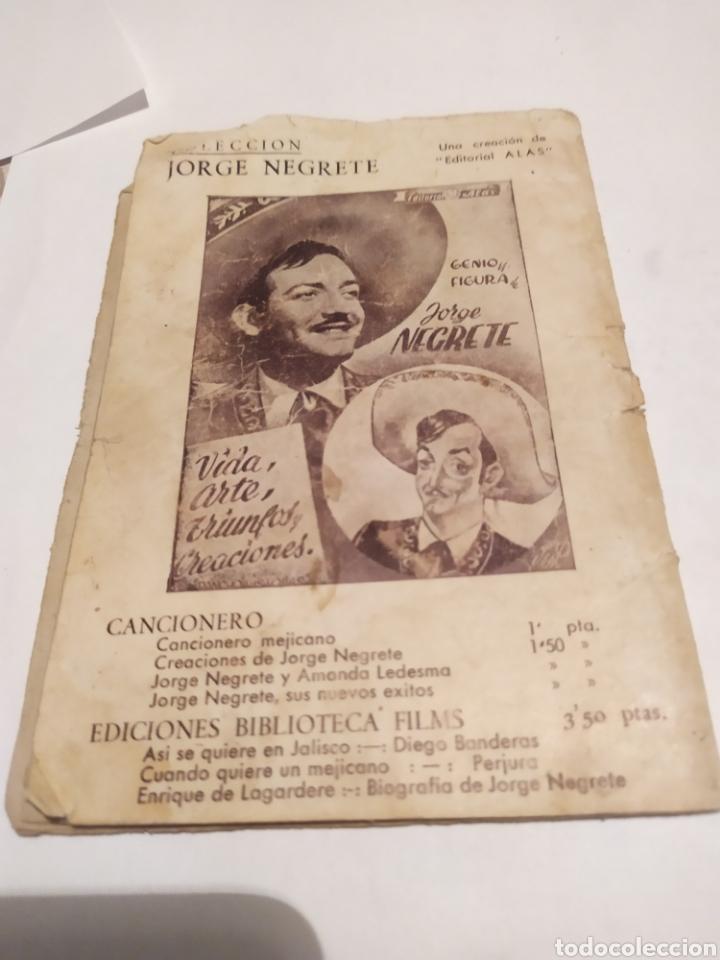 Libros de segunda mano: Manolo Caracol editorial alas año XXII cancionero muy rraro. - Foto 2 - 198378062