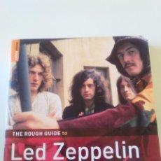 Libros de segunda mano: LED ZEPPELIN (2007 ROUGH GUIDES) 276 PAGINAS. Lote 199225340