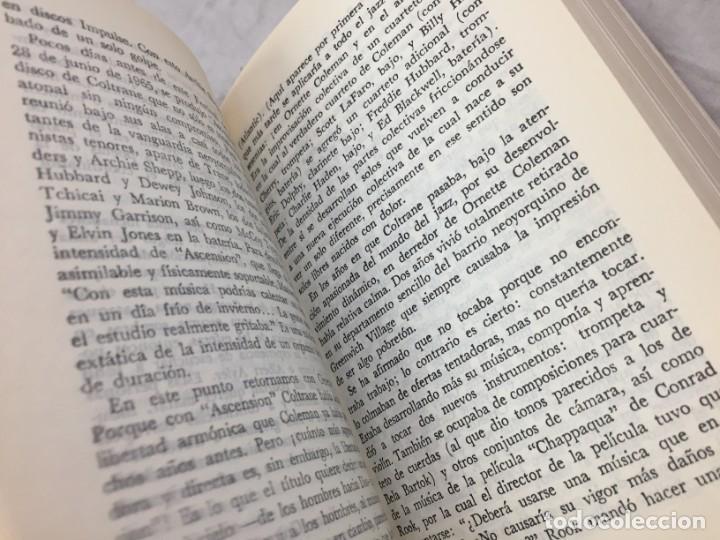 Libros de segunda mano: El Jazz. Su origen y desarrollo. De Nueva Orleáns al Jazz Rock, Joachim Ernst Berendt, FCE 1986 - Foto 5 - 200632361