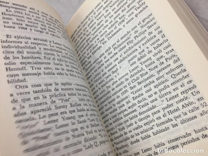 Libros de segunda mano: El Jazz. Su origen y desarrollo. De Nueva Orleáns al Jazz Rock, Joachim Ernst Berendt, FCE 1986 - Foto 7 - 200632361
