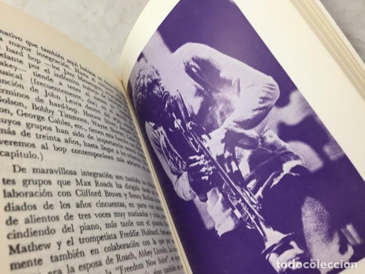 Libros de segunda mano: El Jazz. Su origen y desarrollo. De Nueva Orleáns al Jazz Rock, Joachim Ernst Berendt, FCE 1986 - Foto 10 - 200632361