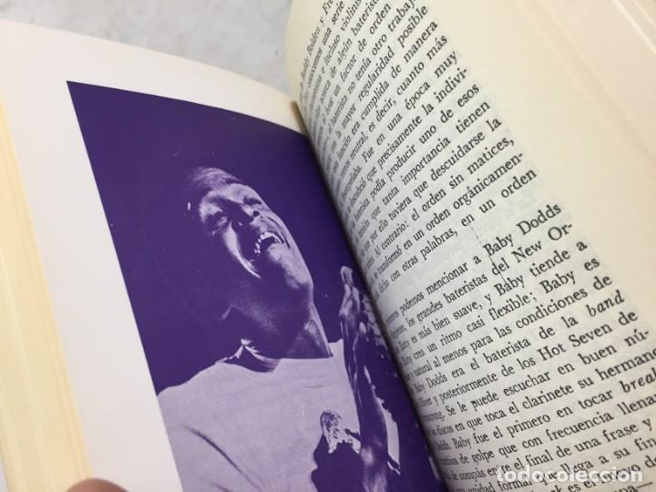 Libros de segunda mano: El Jazz. Su origen y desarrollo. De Nueva Orleáns al Jazz Rock, Joachim Ernst Berendt, FCE 1986 - Foto 11 - 200632361