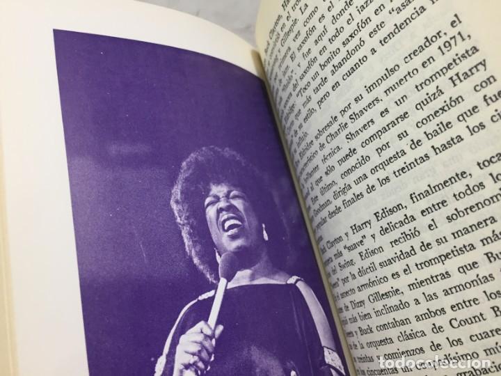 Libros de segunda mano: El Jazz. Su origen y desarrollo. De Nueva Orleáns al Jazz Rock, Joachim Ernst Berendt, FCE 1986 - Foto 12 - 200632361