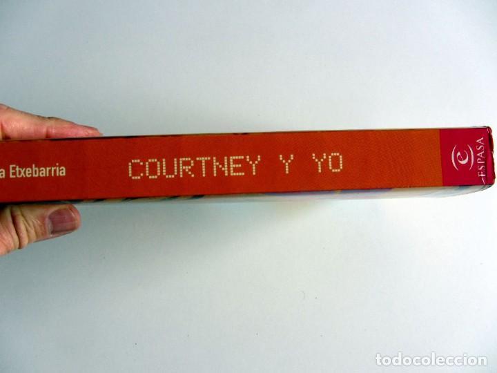 Libros de segunda mano: Courtney y yo. Lucia Etxebarria - Foto 2 - 201252502