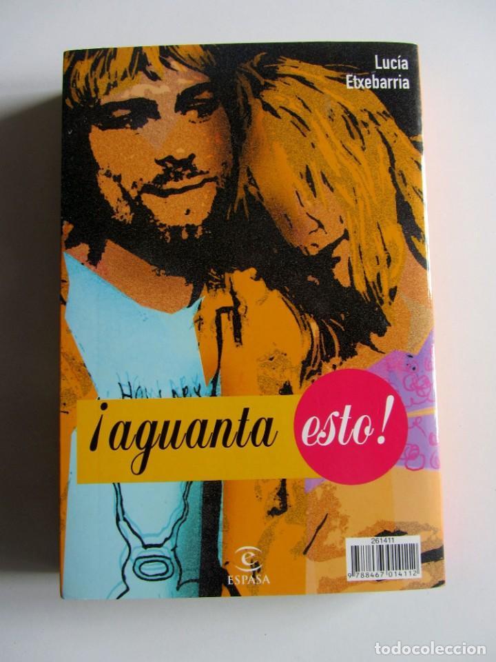 Libros de segunda mano: Courtney y yo. Lucia Etxebarria - Foto 3 - 201252502