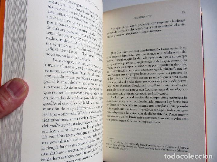 Libros de segunda mano: Courtney y yo. Lucia Etxebarria - Foto 6 - 201252502