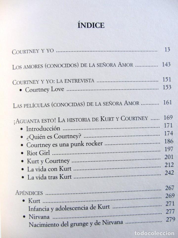 Libros de segunda mano: Courtney y yo. Lucia Etxebarria - Foto 9 - 201252502