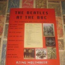 Libros de segunda mano: THE BEATLES AT THE BBC THE COMPLETE BBC FILES VOLUME 1 EXCELENTE CONDICION LEA DESCRIPCION. Lote 202845376