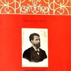 Libros de segunda mano: MEMORIAS DE GAYARRE. JULIO ENCISO.. Lote 205524038