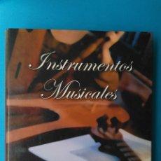 Libros de segunda mano: INSTRUMENTOS MUSICALES- CARPETA 50 INSTRUMENTOS. Lote 206992315