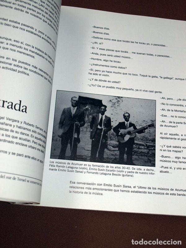 Libros de segunda mano: DE FABIROLES Y OTRAS GAITAS. 20 AÑOS CON LA ORQUESTINA DEL FABIROL. Javier FERRÁNDEZ ESCRIBANO Rolde - Foto 6 - 207007206