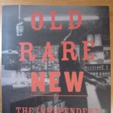 Libros de segunda mano: LIBRO OLD RARE NEW THE INDEPENDENT RECORD SHOP. Lote 207125078