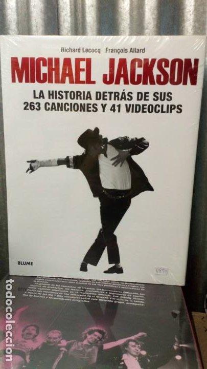 MICHAEL JACKSON. LA HISTORIA DETRÁS DE SUS 263 CANCIONES Y 41 VIDEOCLIPS (Libros de Segunda Mano - Bellas artes, ocio y coleccionismo - Música)