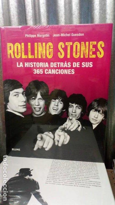 ROLLING STONES. LA HISTORIA DETRÁS DE SUS 365 CANCIONES (Libros de Segunda Mano - Bellas artes, ocio y coleccionismo - Música)