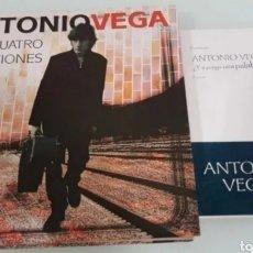 Libros de segunda mano: LIBROS DEL CANTANTE ANTONIO VEGA. Lote 208211705