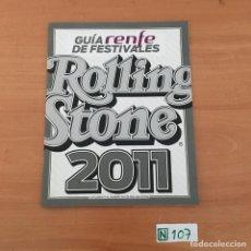 Libros de segunda mano: ROLLING STONE. Lote 209717893
