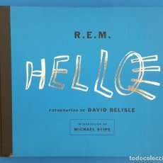 Libros de segunda mano: LIBRO / R.E.M. - HELLO, EDICIONES URANO 2008. Lote 209745598