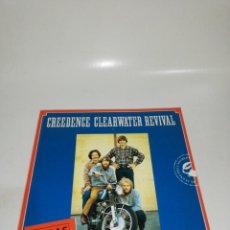Libros de segunda mano: CREEDENCE CLEARWATER REVIVAL , LETRAS , TRADUCCIÓN MIGUEL COMAMALA. Lote 211442465
