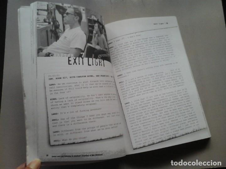 Libros de segunda mano: JOE BERLINGER / GREG MILNER. METALLICA. THIS MONSTERS LIVES. 1ª EDICIÓN 2005. ROBSON BOOKS. RARO. - Foto 3 - 213483708