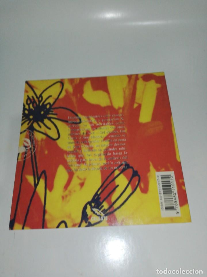 Libros de segunda mano: Nirvana , letras unplugged in New York - Foto 2 - 213590395