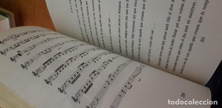 Libros de segunda mano: Poemes i cançons - Lluis Llach - Foto 2 - 215719340