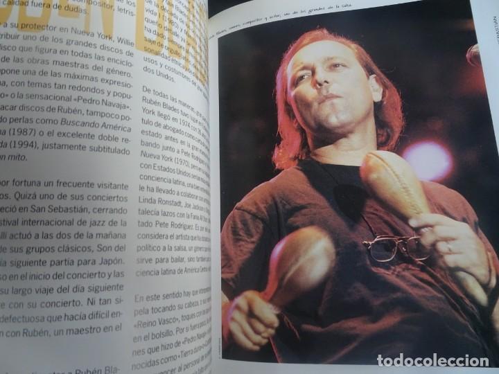 Libros de segunda mano: MÚSICA EN DIRECTO, LOS 100 MEJORES CONCIERTOS EN ESPAÑA DE LOS ÚLTIMOS AÑOS, VER FOTOS - Foto 8 - 215738057
