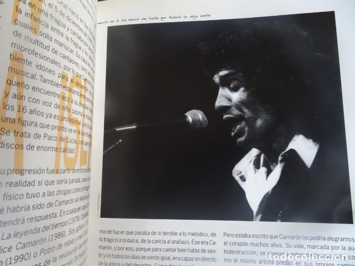 Libros de segunda mano: MÚSICA EN DIRECTO, LOS 100 MEJORES CONCIERTOS EN ESPAÑA DE LOS ÚLTIMOS AÑOS, VER FOTOS - Foto 23 - 215738057