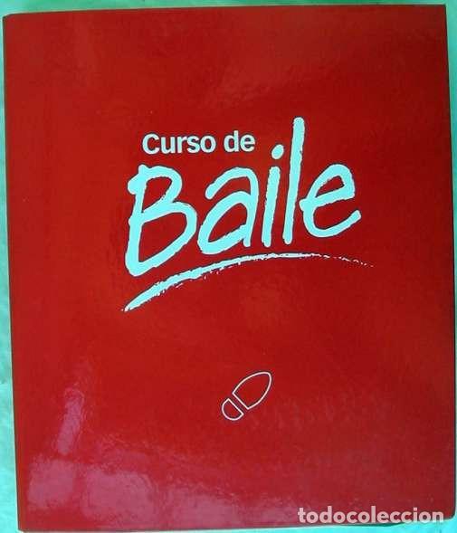 Libros de segunda mano: CURSO DE BAILE - 33 DVDS + ARCHIVADOR FICHAS + REGALO APARATO DVD-VIDEO - VER DESCRIPCIÓN Y FOTOS - Foto 2 - 215929843