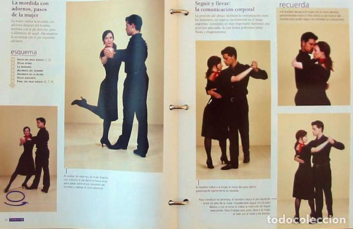Libros de segunda mano: CURSO DE BAILE - 33 DVDS + ARCHIVADOR FICHAS + REGALO APARATO DVD-VIDEO - VER DESCRIPCIÓN Y FOTOS - Foto 4 - 215929843