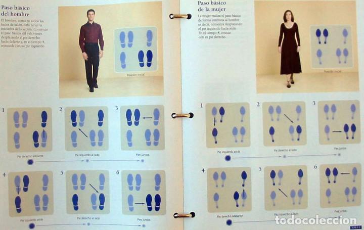 Libros de segunda mano: CURSO DE BAILE - 33 DVDS + ARCHIVADOR FICHAS + REGALO APARATO DVD-VIDEO - VER DESCRIPCIÓN Y FOTOS - Foto 6 - 215929843