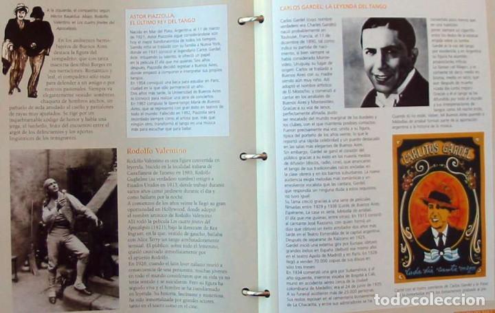 Libros de segunda mano: CURSO DE BAILE - 33 DVDS + ARCHIVADOR FICHAS + REGALO APARATO DVD-VIDEO - VER DESCRIPCIÓN Y FOTOS - Foto 7 - 215929843
