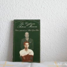 Libros de segunda mano: LAS CONFESIONES DE ANTONIO MAIRENA. Lote 217113940