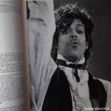 Libros de segunda mano: PRINCE, A DOCUMENTARY BY PER NILSEN. (HISTORIA, CARRERA, GIRAS, CONCIERTOS, DISCOS, ETC). Lote 217636643